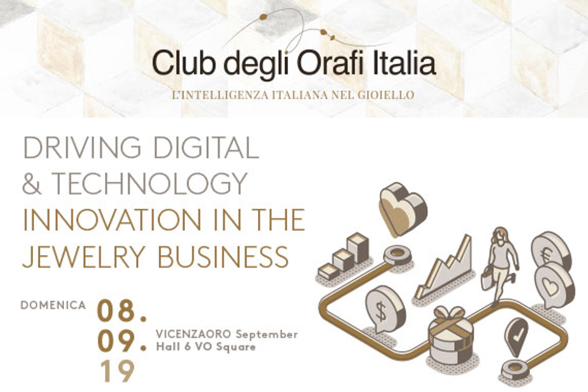 Driving Digital & Technology Innovation in the Jewelry Business
