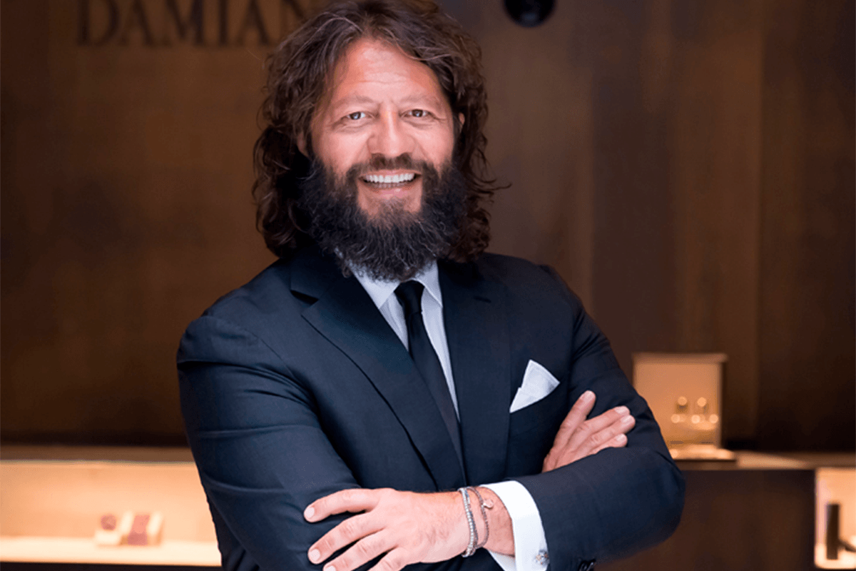 Damiani Group: a new partnership with Sol levante